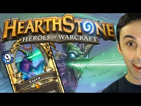 HEARTHSTONE: YSERA ARENA GAMEPLAY!