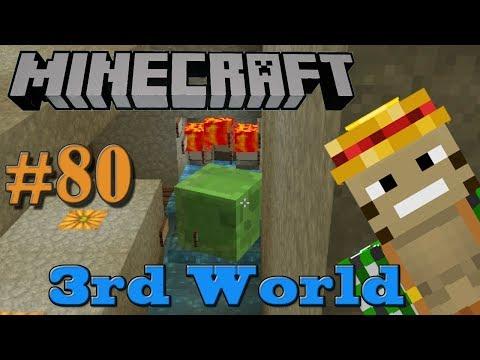 Slime Sizzler!  Minecraft 3rd World LP #80