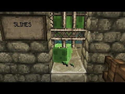 Minecraft Videos » slimes