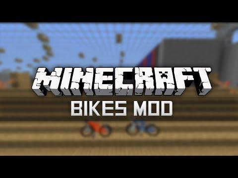 POKEMON BIKES MOD | Minecraft 1.7.2 Mod Showcase & Download