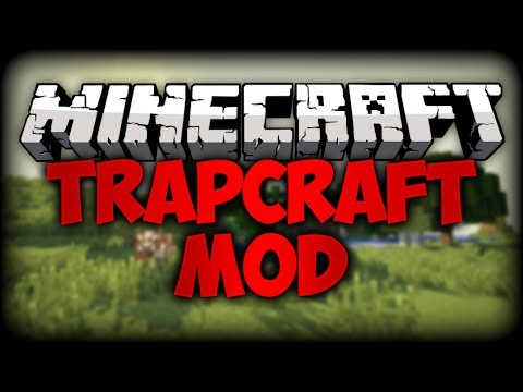 MINECRAFT TRAPS MOD | Minecraft 1.7.2 Mod Showcase & Download