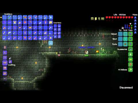 Terraria 1.2 - Episode 17: Deep Dungeon