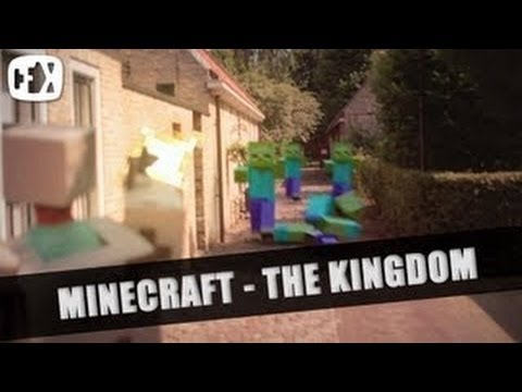 Minecraft: The Kingdom (Real Life Minecraft Film)