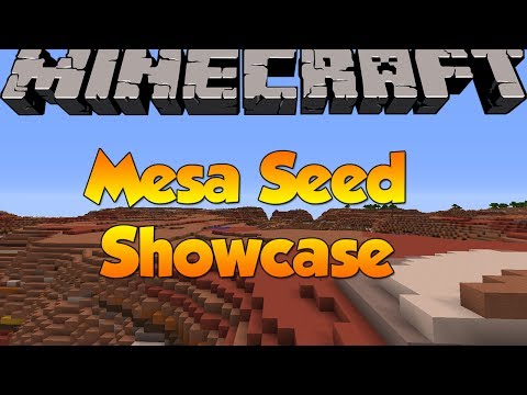 SPAWN IN A MESA BIOME SEED! | Minecraft 1.7.2 World Seeds