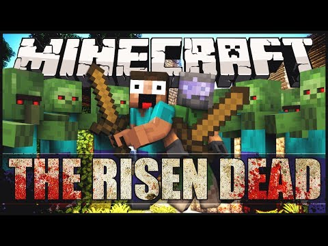 Minecraft Mini-Game: The Risen Dead: Funfair w/ Xisuma