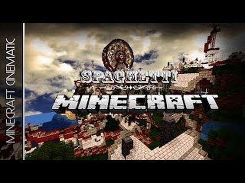 SPAGHETTI ROLLER COASTER | Minecraft Cinematic