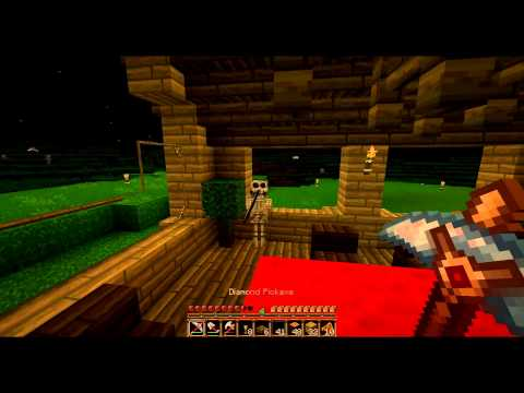 Minecraft Let's Play: Episode 157 - Explosive new look