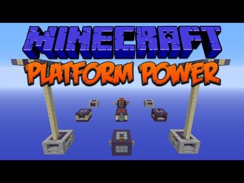 Minecraft: Platform Power
