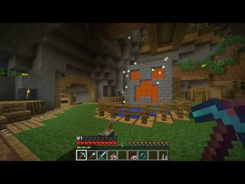 Etho Plays Minecraft - Episode 308: Snowball Fountain