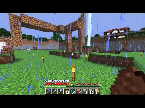 Etho MindCrack SMP - Episode 136: The Layout