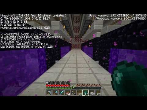Etho Plays Minecraft - Episode 311: Pigmen Overload
