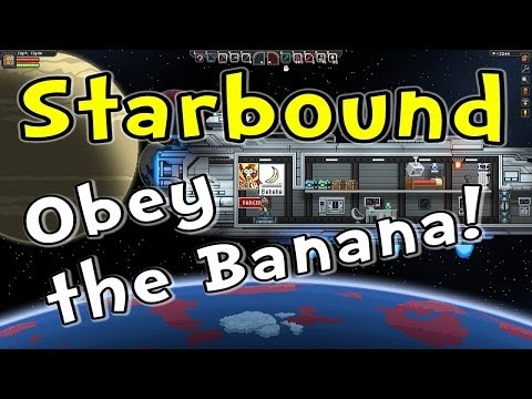 Let's Play Starbound [Ep 8]