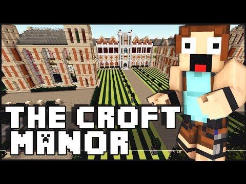 Minecraft - The Croft Manor
