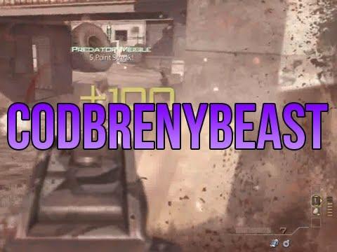 Modern Warfare 3 + BrenyBeast = CoDBrenyBeast