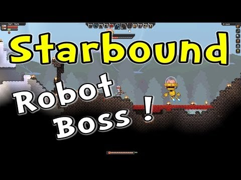 Let's Play Starbound [Ep 12]