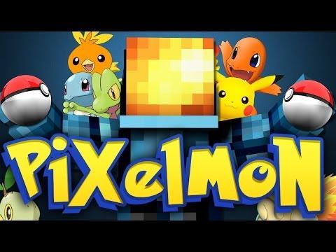 Minecraft: Pixelmon Mod 1 - MR. MIME'S A BULLY!