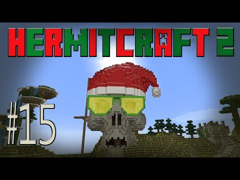 Skully has been Pranked!  - Hermitcraft #15
