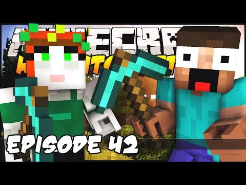 Hermitcraft 2.0: Ep.42 - ABBA Caving vs. ZombieCleo
