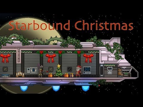 A Very Merry Starbound Christmas