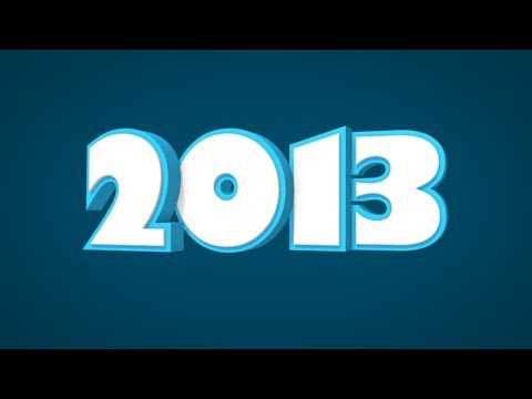Minecraft Animations of 2013