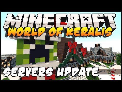 World of Keralis - Servers Update & Information