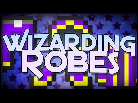 BE A WIZARD! - Wizarding Robes MOD (Mod Showcase)