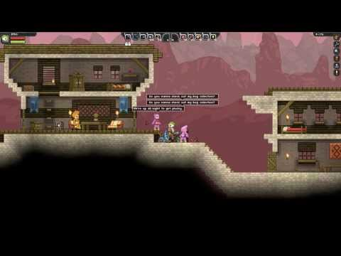 Starbound - Episode 9: My Peeps