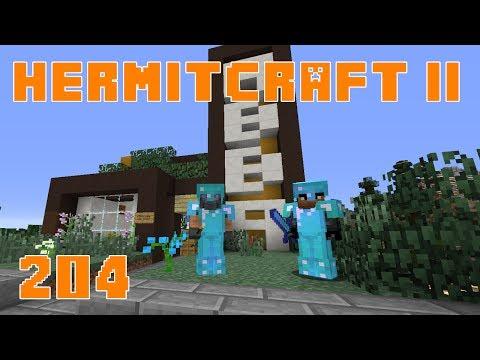 Hermitcraft II 204 Round 2 With Hypno