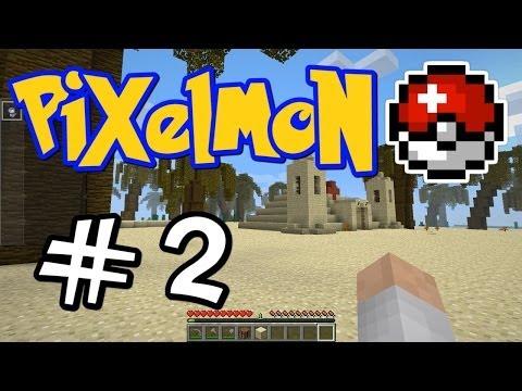 Minecraft Pixelmon - E02
