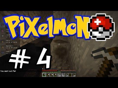 Minecraft Pixelmon - E04