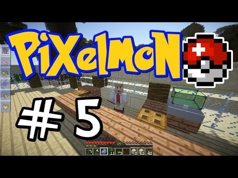 Minecraft Pixelmon - E05