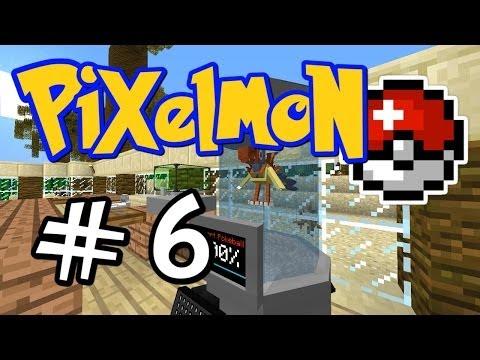Minecraft Pixelmon - E06