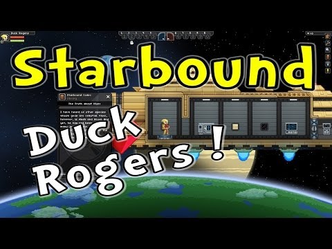 Let's Play Starbound [Ep 22]