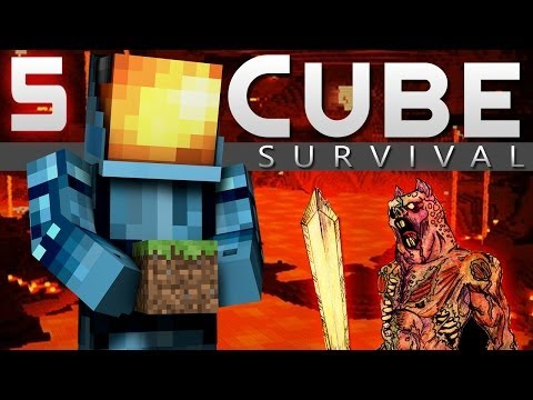 Minecraft: Cube Survival Playthrough! Ep. 5 - FINALE!!!