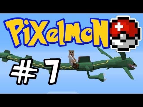 Minecraft Pixelmon - E07