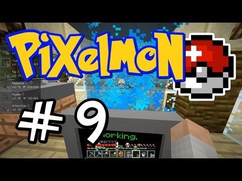 Minecraft Pixelmon - E09