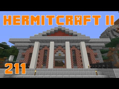 Hermitcraft II 211 Double Temple [VIDEO FIXED]