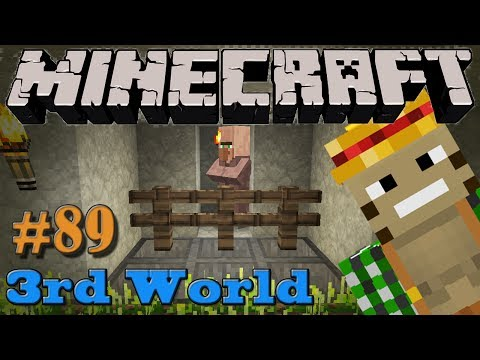 Production Time!  Minecraft 3rd World LP #89