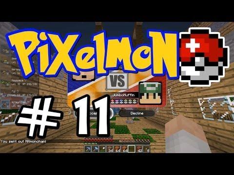 Minecraft Pixelmon - E11