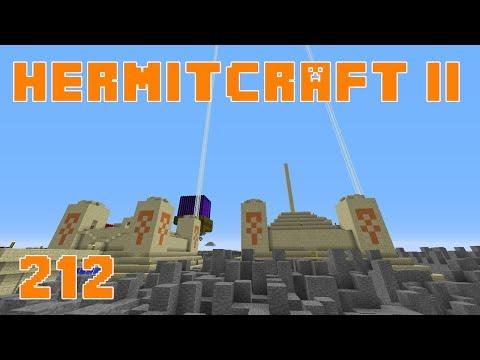 Hermitcraft II 212 The Courtroom