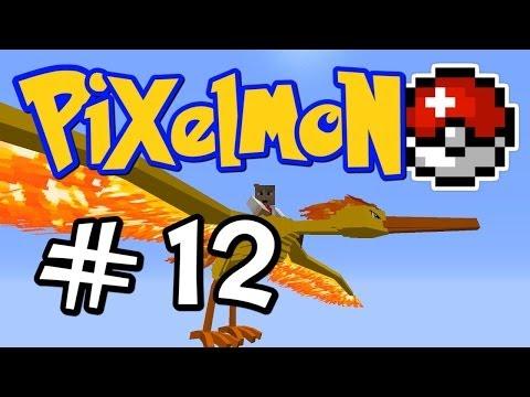Minecraft Pixelmon - E12