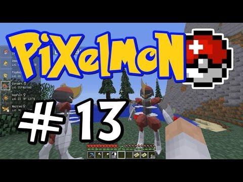 Minecraft Pixelmon - E13