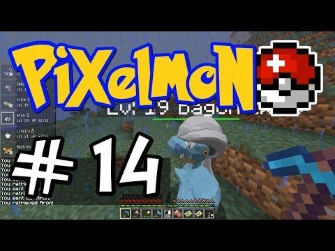 Minecraft Pixelmon - E14