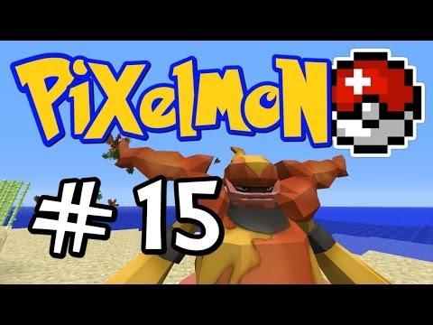 Minecraft Pixelmon - E15