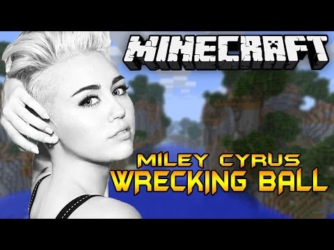 Wrecking ball remade with noteblocks Subscribe for more: http