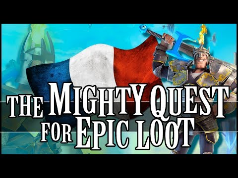 Mighty Quest For Epic Loot - Ubisoft Event in Paris - Open Beta