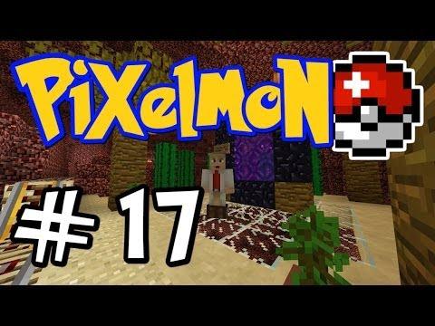 Minecraft Pixelmon - E17