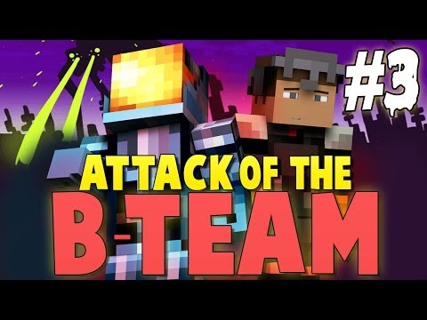 Minecraft: Attack of the B-Team Modpack w/ Tyler - Ep. 3 - ROOM BUILDING CONTEST!