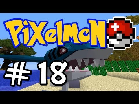 Minecraft Pixelmon - E18