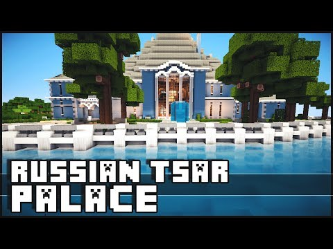 Minecraft - Russian Tsar Palace